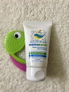 Mamaearth Travel Essentials Kit For Babies Peachy Peapod