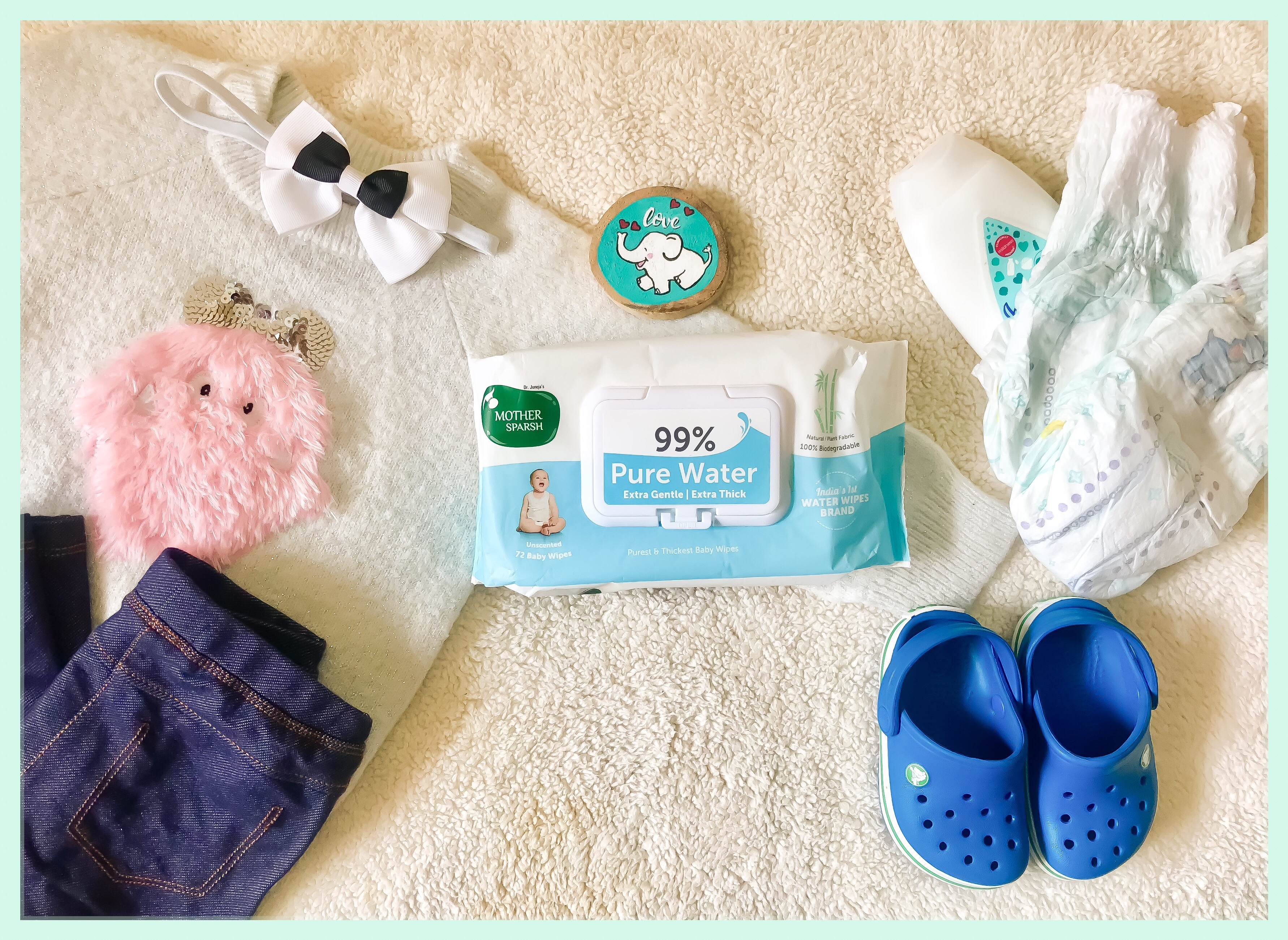 Mother Sparsh mothersparsh wet wipes baby wipes