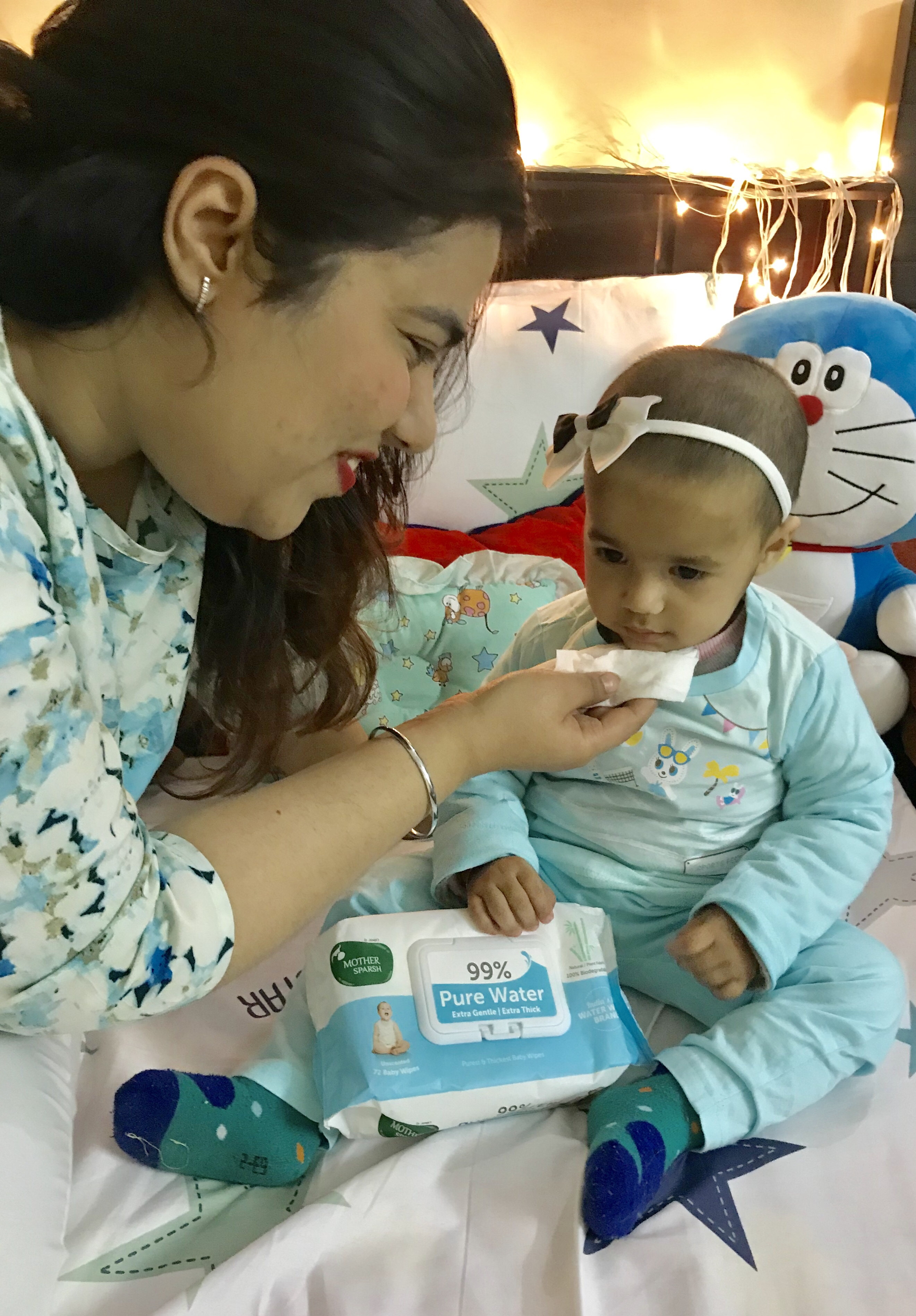 Mother Sparsh, mothersparsh baby wipes